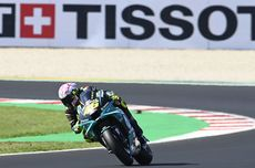 Tidak Suka Sesi Tes, Rossi Tetap Kenang Semua Momen Pertamanya