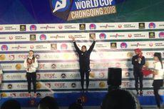 Atlet Panjat Tebing Indonesia Raih 3 Medali pada Kejuaraan Dunia