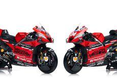 Ducati Bawa Inovasi Terbaru pada Tes Pramusim MotoGP