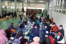 Untuk Korban Gempa Sulbar, Dinas Pendidikan Bangun Tenda Belajar Sementara