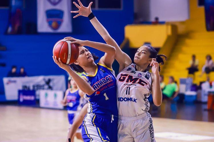 Hingga Srikandi Cup 2020 Seri 2 berakhir, Selasa (18/2/2020) berakhir, klub basket putri GMC Cirebon sudah meraih kemenangan kedelapan.