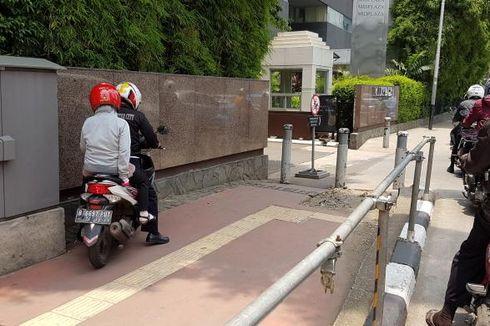 Koalisi Pejalan Kaki Dukung Rencana Pelebaran Trotoar di Sudirman-Thamrin