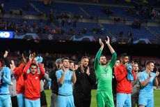 Hasil Liga Champions, Barcelona dan Chelsea Seri, Liverpool Menang