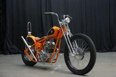 Yamaha Scorpio Skinny Chopper, Susah Sembuh