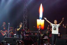Sedianya Akan Tampil dalam Konser Dukung Ahmad Dhani, Mulan Jameela Berada di Surabaya