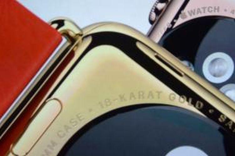 Peluncuran Apple Watch