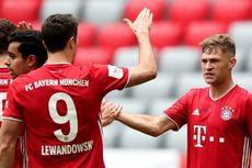 Babak I Bayern Muenchen Vs Freiburg - Lewandowski Cetak 2 Gol, Die Roten Unggul