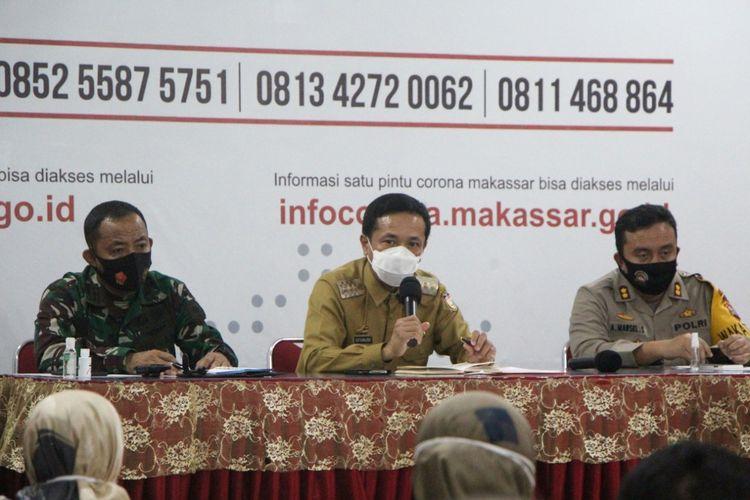 Pejabat (Pj) Wali Kota Makassar, Rudy Djamaluddin