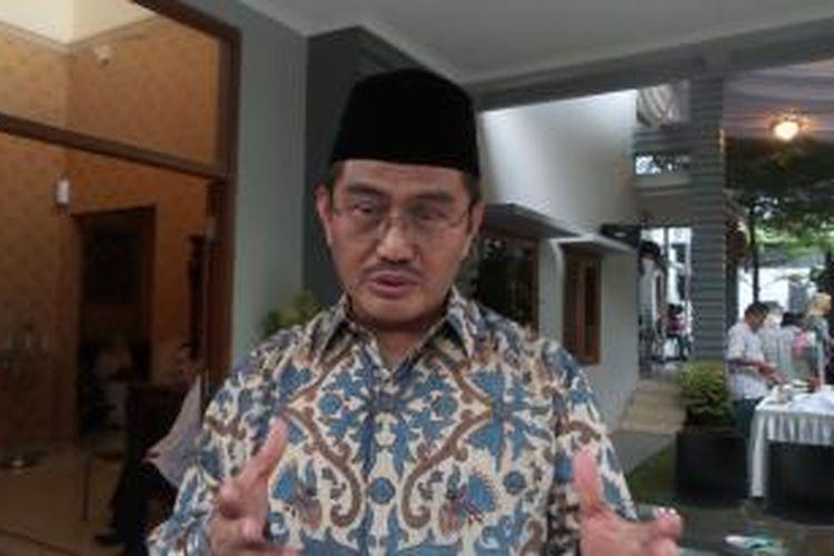 Ketua Dewan Kehormatan Penyelenggara Pemilu (DKPP) Jimly Asshiddiqie