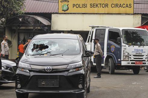67 Prajurit TNI AD Jadi Tersangka Dugaan Penyerangan Mapolsek Ciracas
