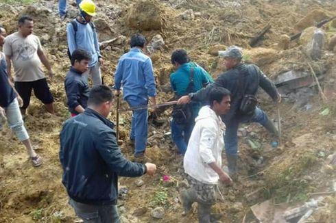 BPBD: Sabtu Pagi, 1 Korban Longsor di Toba Samosir Kembali Ditemukan