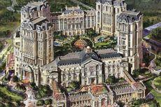 Di Meja Judi, Arsitektur Timur dan Barat Bisa Berjodoh