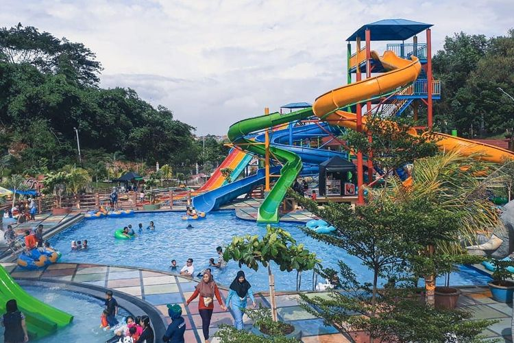 Green Valley Water Park, Purwakarta