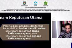 SKB 3 Menteri: 6 Keputusan Utama Pakaian Seragam di Sekolah Negeri