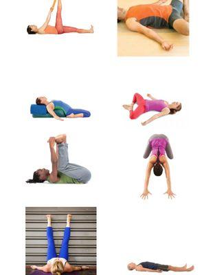 Beberaoa gerakan yoga restoratif yang bisa dilakukan di rumah