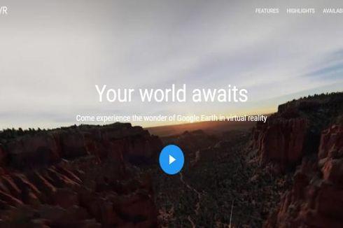 Google Bawa Pengalaman VR Langsung ke