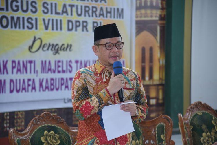 Wakil Ketua Komisi VIII Dorong Kebijakan Kesejahteraan Sosial Tepat Sasaran