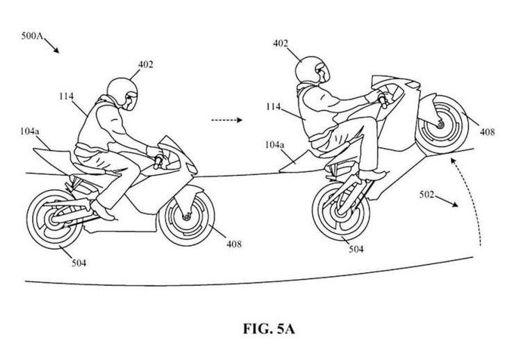 Honda Ajukan Paten Motor yang Bisa Dikendalikan Pikiran