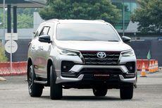 Dampak Diskon PPnBM, Permintaan Toyota Fortuner di Solo Diklaim Naik