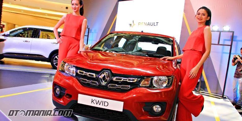 Renault Kwid jadi pilihan mobil murah