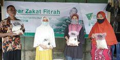 Dompet Dhuafa Bagikan 2.000 Paket Zakat Fitrah di Pati