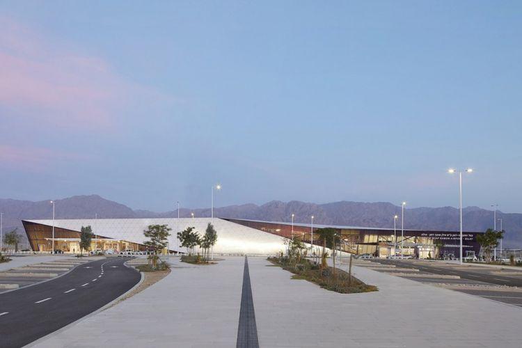 Ilan and Asaf Ramon International Airport