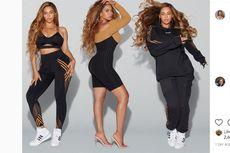 Godaan Beyonce untuk Koleksi Sepatu Adidas x Ivy Park Baru