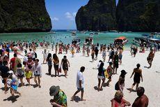 Turis Membludak Bikin Pulau di Thailand Alami Krisis Air Bersih