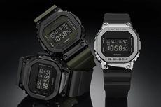 Jam Tangan G-Shock GM-5600, Versi Murah dari Varian