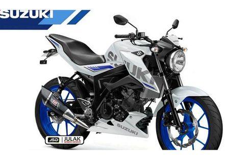 Suzuki Boyong Penantang V-Ixion dan CB150R ke GIIAS 2018