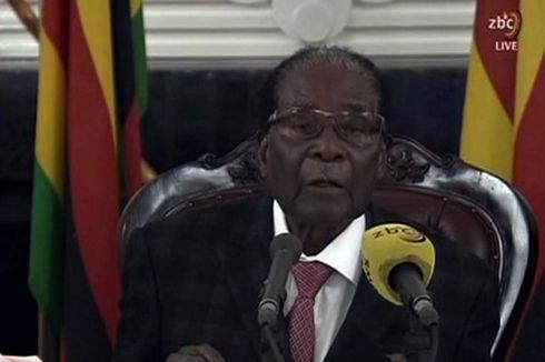 Lengser dari Jabatannya, Robert Mugabe Dikabarkan Dapat Imunitas