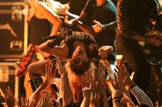Produser Grammy Awards 2017 Meminta Maaf kepada Metallica