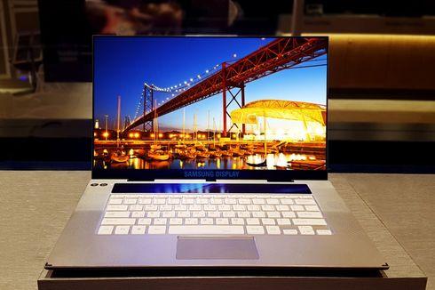 Samsung Bikin Layar OLED 4K 15,6 Inci Pertama untuk Laptop
