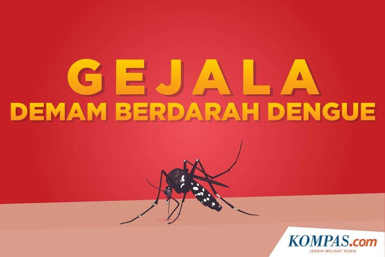Gejala Demam Berdarah Dengue
