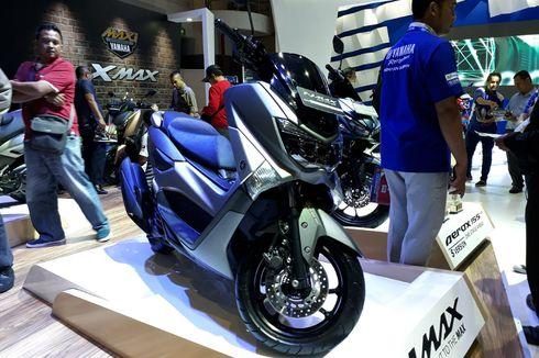 "NMAX Nyaris Jadi ""Motor Sejuta Umat"" Yamaha"