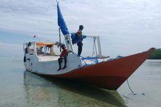 8 Hari Terombang-ambing di Laut, Kapal dari Sulsel Ditemukan di Perairan NTT