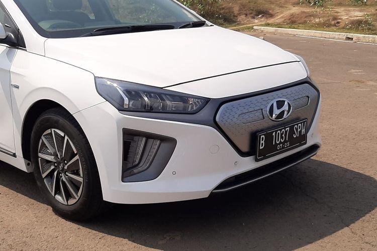 Ilustrasi Hyundai Ioniq