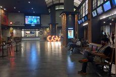 Disidak, Bioskop CGV Grand Indonesia Masih Sepi Pengunjung