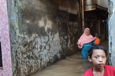 Banjir di Kebon Pala Naik Lagi, Lurah: Kiriman dari Katulampa