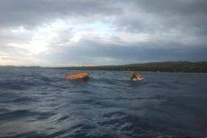 Speedboat Pengantar Jenazah Tenggelam di Laut Maluku