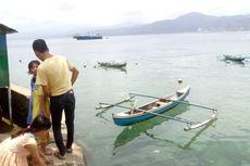 Mengamuk dan Lukai Warga, Seekor Kerbau Dijebak ke Laut lalu Dibunuh