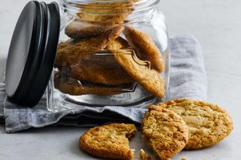 Resep Peanut Butter Cookies, Hanya Perlu 4 Bahan