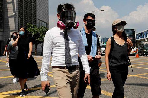 Demonstrasi Tak Kunjung Usai, Lebih dari 40 Persen Warga Hong Kong Ingin Pindah