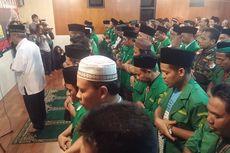 Banser Jatim Shalat Gaib untuk Muslim Rohingya