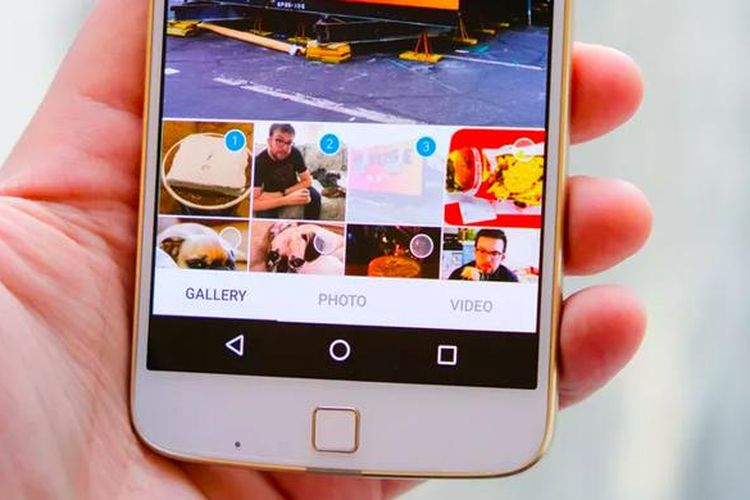 Fitur multi-photos di Instagram beta