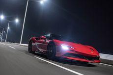 Ferrari SF90 Stradale, Supercar PHEV Bertenaga Buas Hadir di Indonesia