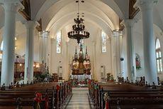 Gereja Katolik Tertua di Kota Semarang Itu Bernama Gereja Gedangan...