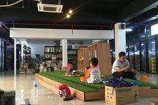 Tempat Gratis untuk Membuat Skripsi dan Tugas di Jakarta, Pasar Buku Kenari