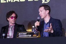 Benedict Cumberbatch Merasa Terintimidasi Saat Bergabung ke Marvel