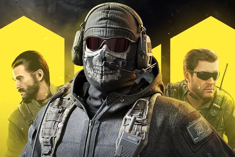 Ilustrasi Call of Duty Mobile